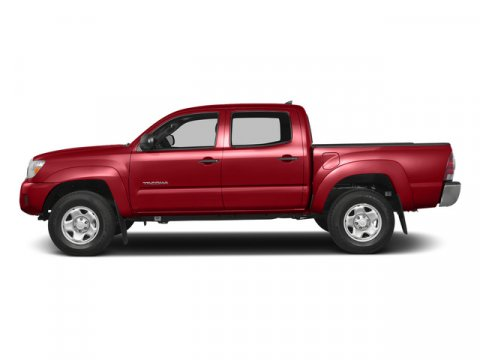 2015 Toyota Tacoma PreRunner Barcelona Red MetallicGray V6 40 L Automatic 27216 miles Tacoma