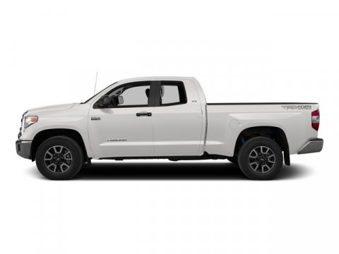 2015 Toyota Tundra Double Cab 57L V8 6-Spd AT SR5 Super WhiteGraphite V8 57 L Automatic 491 m