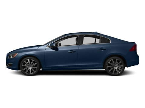 2015 Volvo S60 T5 Drive-E Premier Caspian Blue MetallicSoft Beige V4 20 L Automatic 0 miles V