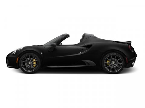 2016 Alfa Romeo 4C Black V4 17 L Automatic 0 miles LEATHER BLUETOOTH MP3 Player KEYLESS EN