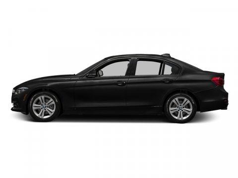 2016 BMW 3 Series 328i Black Sapphire MetallicBrown V4 20 L Automatic 7 miles  BLACK SAPPHIRE