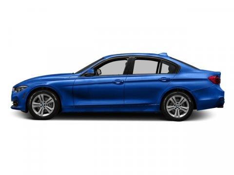 2016 BMW 3 Series 328i Estoril Blue MetallicBlack V4 20 L Automatic 8 miles  DRIVER ASSISTANC