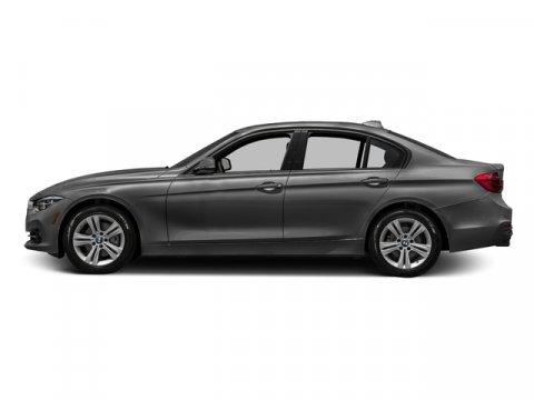 2016 BMW 3 Series 328i Platinum Silver MetallicBlack V4 20 L Automatic 9 miles  BLACKDARK OY