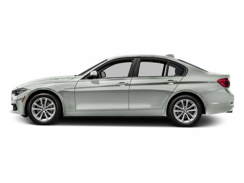 2016 BMW 3 Series 320i Alpine WhiteBlack V4 20 L  7 miles  MOONROOF  POWER FRONT SEATS  Tur