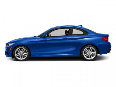 2016 BMW 2 Series 228i Estoril Blue MetallicBlack V4 20 L Automatic 8 miles  DRIVER ASSISTANC