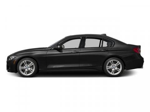 2016 BMW 3 Series 340i Black Sapphire MetallicRED V6 30 L  8 miles  BLACK SAPPHIRE METALLIC