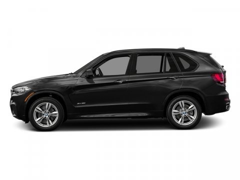 2016 BMW X5 xDrive35i Black Sapphire MetallicLCSW V6 30 L Automatic 5 miles  BLACK SAPPHIRE M