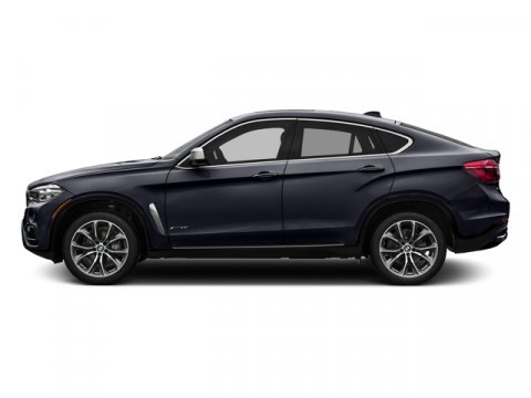 2016 BMW X6 sDrive35i Carbon Black MetallicBlack V6 30 L Automatic 7 miles  CARBON BLACK META