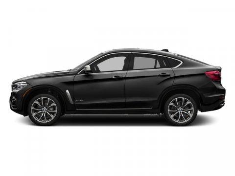 2016 BMW X6 sDrive35i Jet Black V6 30 L Automatic 8172 miles  Turbocharged  Rear Wheel Drive