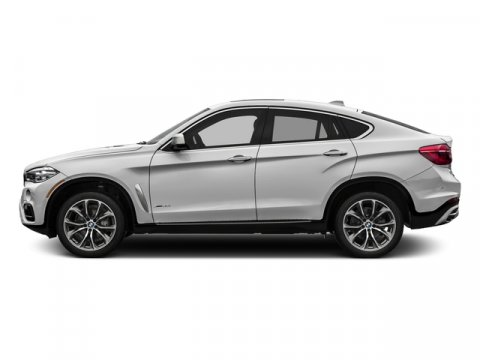 2016 BMW X6 sDrive35i Mineral White MetallicBrown V6 30 L Automatic 7 miles  DRIVER ASSISTANC