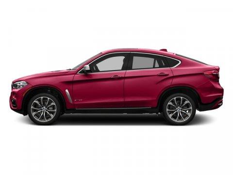 2016 BMW X6 sDrive35i Flamenco Red MetallicBlack V6 30 L Automatic 1 miles DRIVER ASSISTANCE
