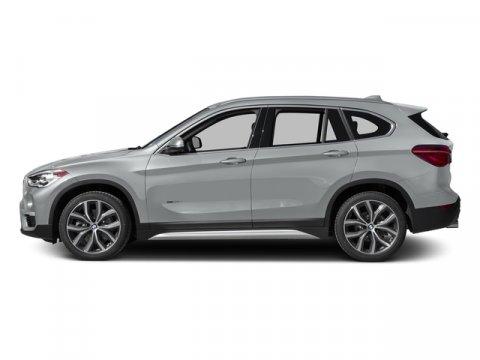 2016 BMW X1 xDrive28i Glacier Silver MetallicBlack V4 20 L Automatic 7 miles  BRUSHED ALUMINU
