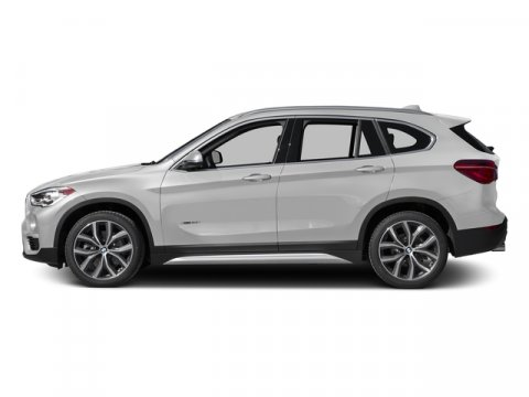 2016 BMW X1 xDrive28i Mineral White MetallicMocha V4 20 L Automatic 7 miles  BRUSHED ALUMINUM