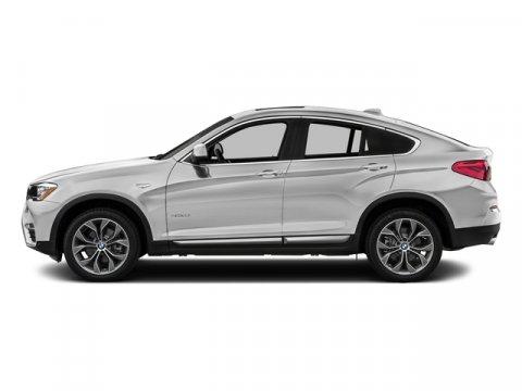 2016 BMW X4 xDrive28i Mineral White MetallicBrown V4 20 L Automatic 6 miles  DRIVER ASSISTANC