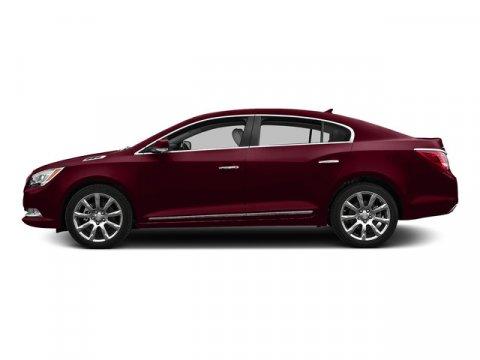 2016 Buick LaCrosse Leather Deep Garnet Metallic V6 36L Automatic 22010 miles  TRANSMISSION -
