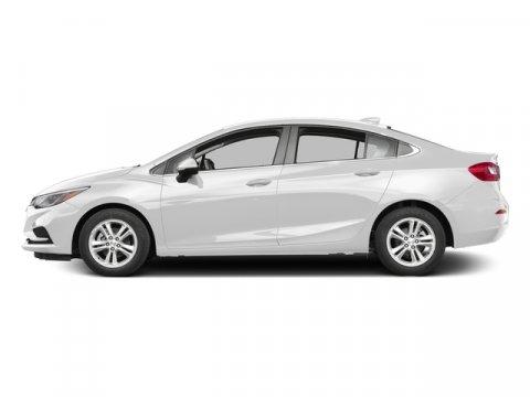 2016 Chevrolet Cruze LT Summit White V4 14L Automatic 3 miles MSRP 23 14500Consumer Cash