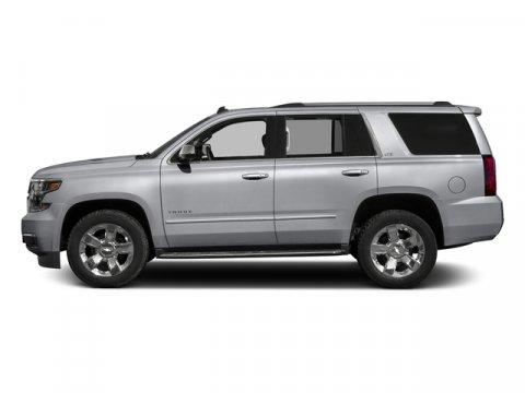 2016 Chevrolet Tahoe LTZ Silver Ice MetallicH2Y COCOADUNE V8 53L Automatic 4 miles  DRIVER I