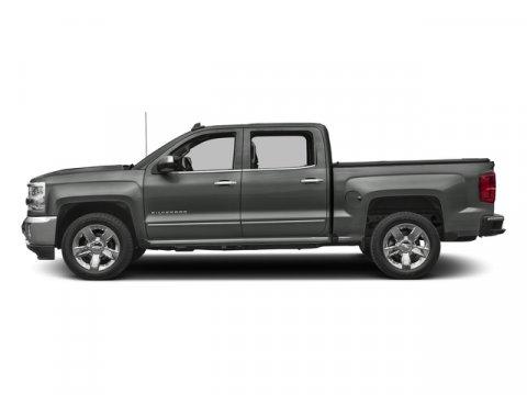 2016 Chevrolet Silverado 1500 LTZ Slate Grey MetallicH2V JET BLACK  DARK ASH V8 53L Automatic