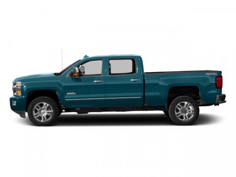 2016 Chevrolet Silverado 2500HD High Country Deep Ocean Blue Metallic V8 66L Automatic 0 miles