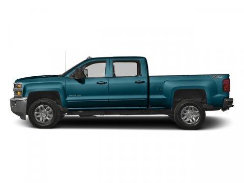 2016 Chevrolet Silverado 2500HD LT Deep Ocean Blue MetallicBlack V8 60L Automatic 0 miles Loo