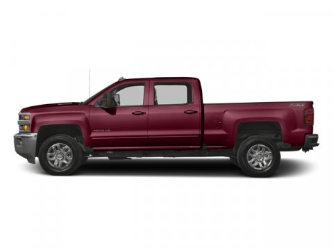 2016 Chevrolet Silverado 2500HD LT Butte Red Metallic V8 60L Automatic 10 miles Looking to pu