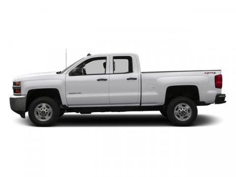 2016 Chevrolet Silverado 2500HD Work Truck Summit WhiteDark Ash with Jet Black Interior Accents