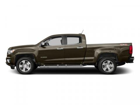 2016 Chevrolet Colorado 2WD LT Brownstone MetallicBlack V6 36L Automatic 10 miles MSRP 34