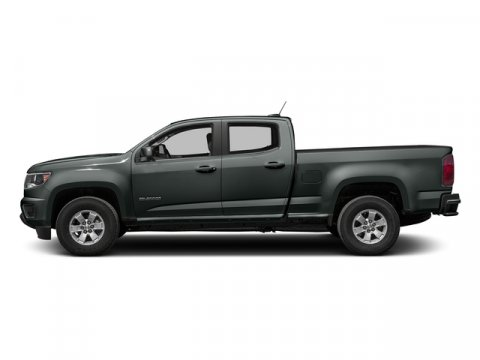 2016 Chevrolet Colorado 2WD WT Cyber Gray Metallic V6 36L Automatic 7 miles MSRP 28 46000