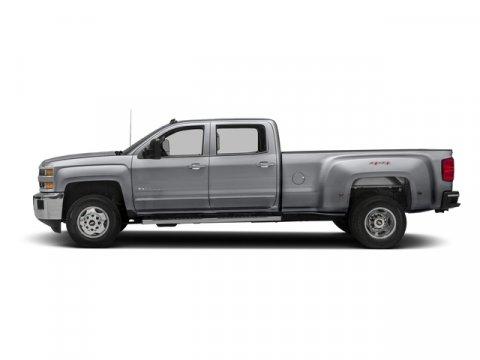 2016 Chevrolet Silverado 3500HD LT Silver Ice MetallicBlack V8 66L Automatic 9 miles Looking