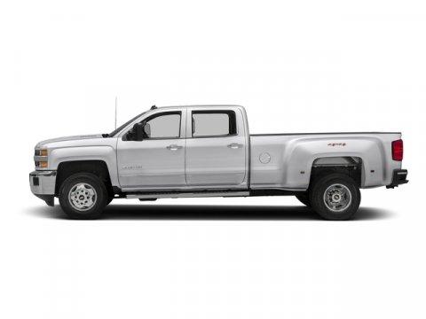 2016 Chevrolet Silverado 3500HD LT Summit WhiteBlack V8 66L Automatic 10 miles MSRP 59 480