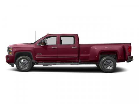 2016 Chevrolet Silverado 3500HD High Country Butte Red Metallic V8 66L Automatic 12 miles MSR