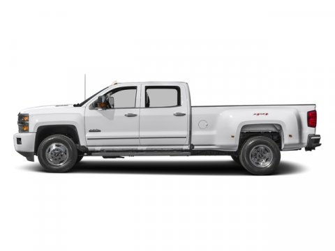 2016 Chevrolet Silverado 3500HD High Country Summit White V8 66L Automatic 9 miles MSRP 67