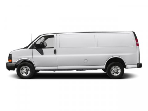 2016 Chevrolet Express Cargo Van CARGO Summit WhiteMedium Pewter V8 60L Automatic 0 miles Loo