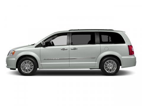 2016 Chrysler Town  Country Touring-L Anniversary Edition Bright White ClearcoatBlackLight Gray
