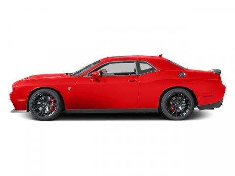 2016 Dodge Challenger SRT Hellcat Go Mango V8 62 L  0 miles BACK-UP CAMERA LEATHER NAVIGATI