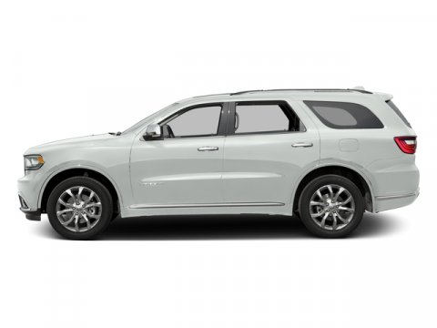 2016 Dodge Durango Citadel Anodized Platinum Bright White Clearcoat V8 57 L Automatic 0 miles