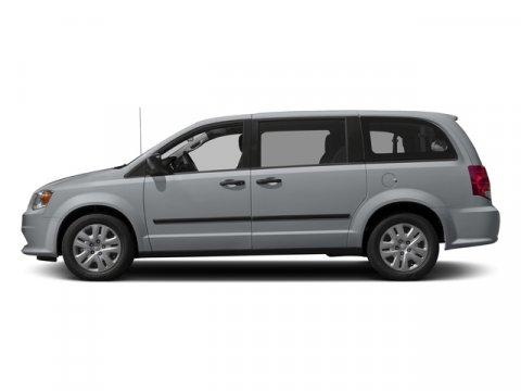 2016 Dodge Grand Caravan SE Plus Billet Silver Metallic ClearcoatBlack V6 36 L Automatic 2922