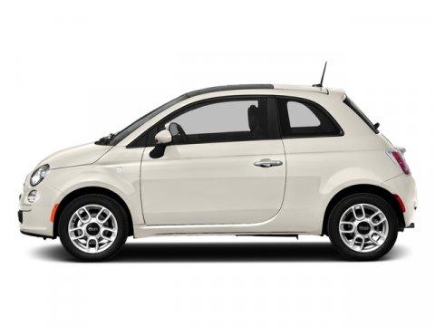 2016 FIAT 500 Pop Bianco White V4 14 L  0 miles BLUETOOTH MP3 Player KEYLESS ENTRY 40 MP