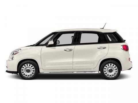 2016 FIAT 500L Pop Bianco White V4 14 L  0 miles BLUETOOTH MP3 Player KEYLESS ENTRY 33 M