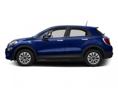 2016 FIAT 500X Easy Blu Venezia Blue Metallic V4 24 L Automatic 0 miles ALL WHEEL DRIVE BL