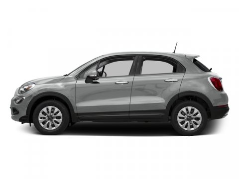 2016 FIAT 500X Pop Grigio Argento Gray Metallic V4 24 L  0 miles MP3 Player KEYLESS ENTRY