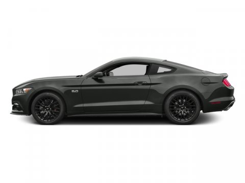 2016 Ford Mustang GT Premium Magnetic MetallicEbony V8 50 L Automatic 11 miles  CALIFORNIA SP