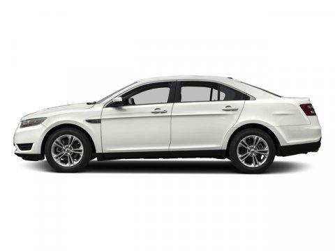 2016 Ford Taurus SEL White Platinum Metallic Tri-CoatChar Blk Lth HtdCooled V6 35 L Automatic