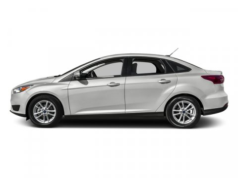 2016 Ford Focus SE Oxford WhiteCharcoal Black V4 20 L  0 miles It only takes a glance to see
