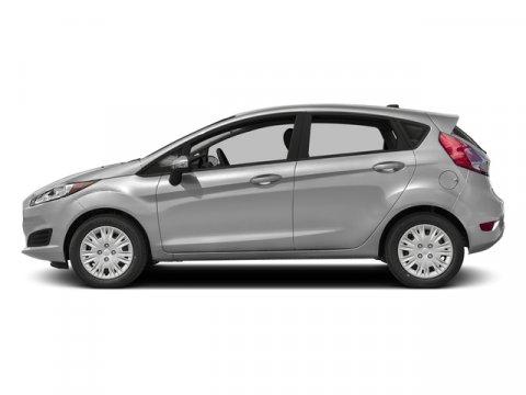 2016 Ford Fiesta SE Ingot Silver MetallicChar Blk Cloth V4 16 L Automatic 11 miles  KEYLESS-E