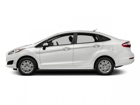 2016 Ford Fiesta SE White Platinum Metallic Tri-CoatMedium Light Stone V4 16 L  0 miles The r