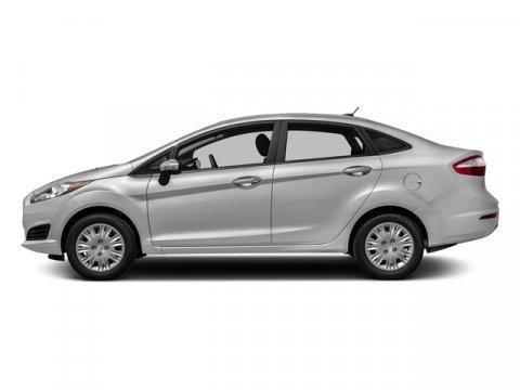 2016 Ford Fiesta SE Ingot Silver MetallicMed Lt Stone Cl V4 16 L Automatic 11 miles  TRANSMIS