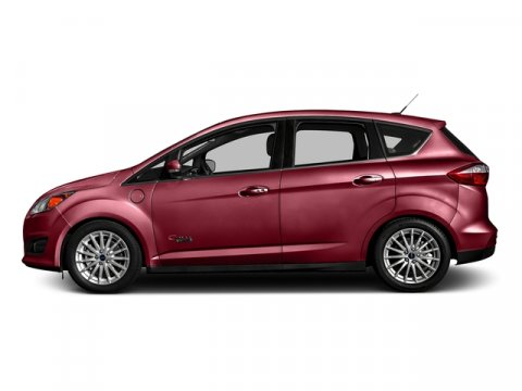 2016 Ford C-Max Energi SEL Ruby Red Metallic Tinted ClearcoatCharcoal Black V4 20 L Variable 0