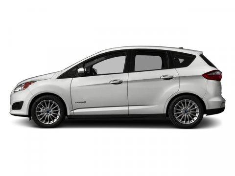 2016 Ford C-Max Hybrid SE White Platinum Metallic Tri-CoatCl V4 20 L Variable 0 miles The C-M