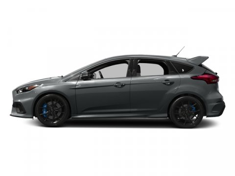 2016 Ford Focus RS Stealth GrayCharcoal Black V4 23 L Manual 0 miles It only takes a glance t